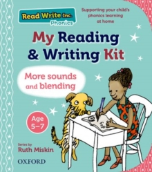 Read Write Inc.: My Reading and Writing Kit : More Sounds and Blending, Mixed media product Book