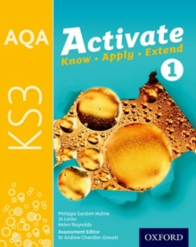 AQA Activate for KS3: Student Book 1, Paperback / softback Book