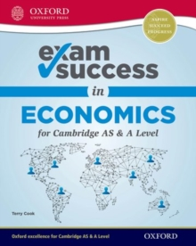Exam Success in Economics for Cambridge AS & A Level, Mixed media product Book