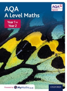 AQA A Level Maths: Year 1 and 2 Combined Student Book, Mixed media product Book