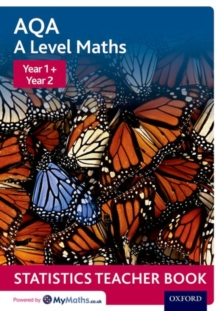 AQA A Level Maths: Year 1 + Year 2 Statistics Teacher Book, Paperback Book
