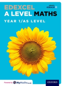 Edexcel A Level Maths: Year 1 / AS Student Book, Mixed media product Book