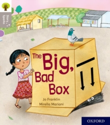 Oxford Reading Tree Story Sparks: Oxford Level 1: The Big, Bad Box, Paperback / softback Book