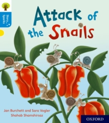 Oxford Reading Tree Story Sparks: Oxford Level 3: Attack of the Snails, Paperback / softback Book