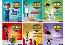 Hero Academy: Oxford Level 6, Orange Book Band: Class pack, Multiple copy pack Book