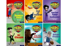 Hero Academy: Oxford Level 8, Purple Book Band: Class pack, Multiple copy pack Book