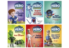 Hero Academy: Oxford Level 9, Gold Book Band: Mixed pack, Multiple copy pack Book