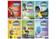 Hero Academy: Oxford Level 12, Lime+ Book Band: Mixed pack, Multiple copy pack Book