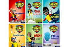 Hero Academy: Oxford Level 12, Lime+ Book Band: Class pack, Multiple copy pack Book