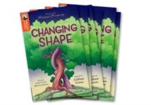 Oxford Reading Tree TreeTops Greatest Stories: Oxford Level 13: Changing Shape Pack 6, Multiple copy pack Book