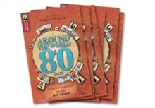 Oxford Reading Tree TreeTops Greatest Stories: Oxford Level 15: Around the World in 80 Days Pack 6, Multiple copy pack Book