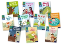 Read Write Inc. Phonics Book Bag Books: Yellow Set 5 Storybooks Mixed Pack of 10, Multiple copy pack Book