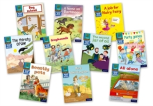 Read Write Inc. Phonics Book Bag Books: Blue Set 6 Storybooks Mixed Pack of 10, Multiple copy pack Book