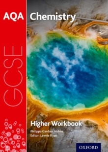 AQA GCSE Chemistry Workbook: Higher, Paperback / softback Book