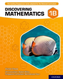 Discovering Mathematics: Student Book 1B, Paperback / softback Book