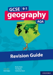 GCSE 9-1 Geography AQA Revision Guide, Mixed media product Book