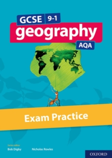 GCSE 9-1 Geography AQA Exam Practice, Mixed media product Book