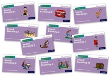 Read Write Inc. Phonics: Sound Blending Books - Mixed Pack of 10 (1 of each), Multiple copy pack Book