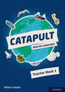Catapult: Teacher Book 1, Paperback / softback Book