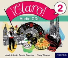 !Claro! 2 Audio CDs, CD-Audio Book