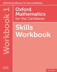 Oxford Mathematics for the Caribbean 6th edition: 11-14: Workbook 1, Paperback / softback Book