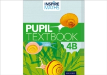 Inspire Maths: Pupil Book 4B (Pack of 15), Multiple copy pack Book