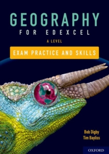 Edexcel A Level Geography Exam Practice, Mixed media product Book
