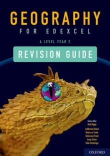 Geography for Edexcel A Level Year 2 Revision Guide, Mixed media product Book
