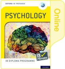Oxford IB Diploma Programme: IB Prepared: Psychology (Online)