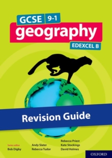 GCSE 9-1 Geography Edexcel B: GCSE: GCSE 9-1 Geography Edexcel B Revision Guide, Mixed media product Book