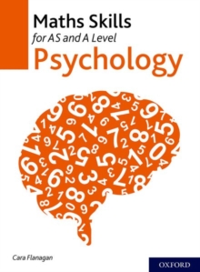 Maths Skills for AS and A Level Psychology, Paperback / softback Book