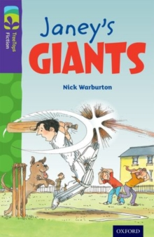 Oxford Reading Tree TreeTops Fiction: Level 11 More Pack A: Janey's Giants, Paperback / softback Book