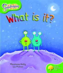 Oxford Reading Tree: Level 2: Snapdragons: What Is It?, Paperback Book