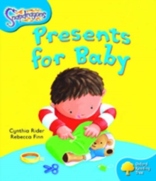 Oxford Reading Tree: Level 3: Snapdragons: Presents For Baby, Paperback / softback Book