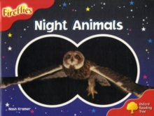 Oxford Reading Tree: Level 4: Fireflies: Night Animals, Paperback / softback Book