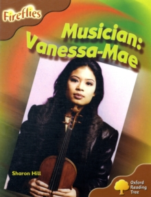 Oxford Reading Tree: Level 8: Fireflies: Musician: Vanessa Mae, Paperback / softback Book