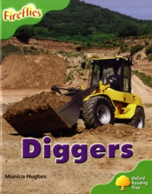 Oxford Reading Tree: Level 2: More Fireflies A: Diggers, Paperback Book
