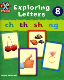 Project X Phonics: Red Exploring Letters 8, Paperback Book