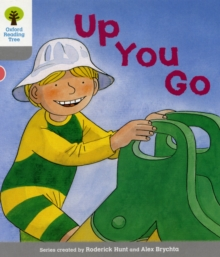 Oxford Reading Tree: Level 1: More First Words: Up You Go, Paperback Book