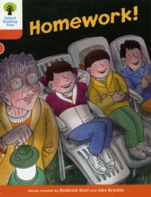 Oxford Reading Tree: Level 6: More Stories B: Homework!, Paperback / softback Book