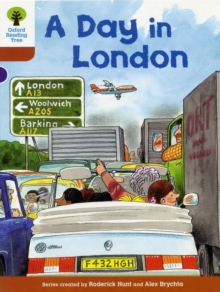Oxford Reading Tree: Level 8: Stories: A Day in London, Paperback / softback Book