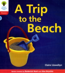 Oxford Reading Tree: Level 4: Floppy's Phonics Non-Fiction: A Trip to the Beach, Paperback Book