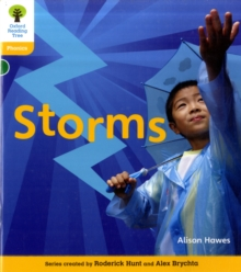 Oxford Reading Tree: Level 5 and 5A: Floppy's Phonics Non-Fiction: Storms, Paperback Book