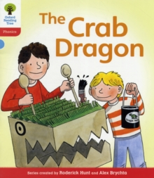Oxford Reading Tree: Level 4: Floppy's Phonics Fiction: The Crab Dragon, Paperback Book
