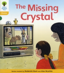 Oxford Reading Tree: Level 5: Floppy's Phonics Fiction: The Missing Crystal, Paperback / softback Book