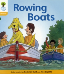 Oxford Reading Tree: Level 5: Floppy's Phonics Fiction: Rowing Boats, Paperback Book