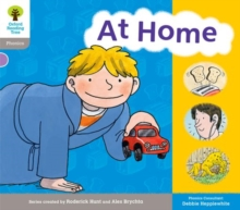 Oxford Reading Tree: Level 1: Floppy's Phonics: Sounds and Letters: At Home, Paperback / softback Book
