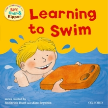 Oxford Reading Tree: Read with Biff, Chip & Kipper First Experiences Learning to Swim, Paperback Book