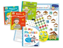 Oxford Reading Tree Read with Biff, Chip, and Kipper: My Phonics Kit, Mixed media product Book