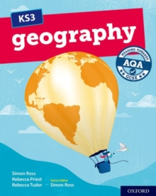 KS3 Geography: Heading towards AQA GCSE: Student Book, Paperback / softback Book
